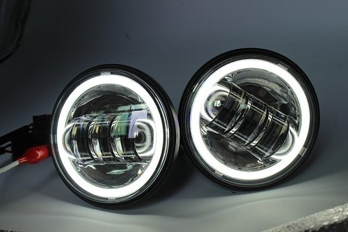 Set Of Two Fog Lights