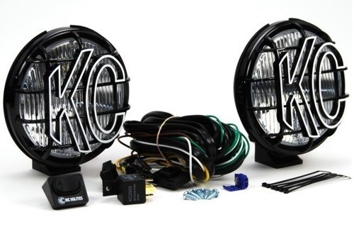 """KC HiLiTES Fog Light System Review"" is locked	 KC HiLiTES Fog Light System"